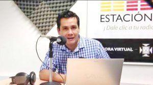 """El podcast ha llegado como """"amigo de la radio"""". Tito Ballesteros López."""