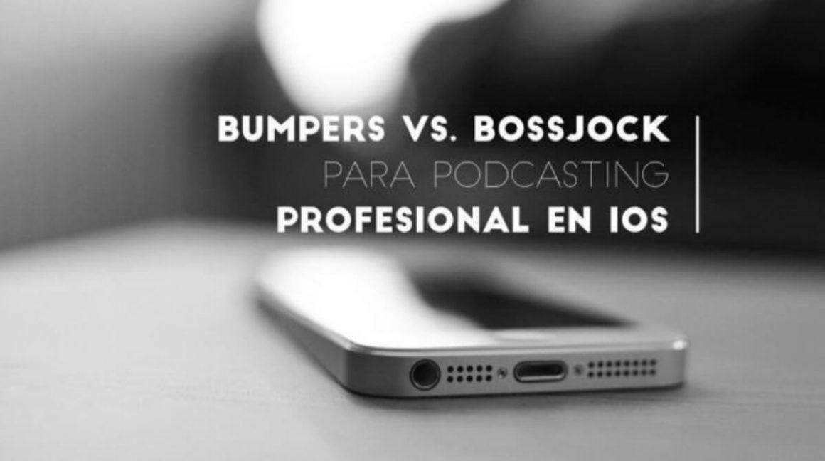 Bumpers vs Boosjock
