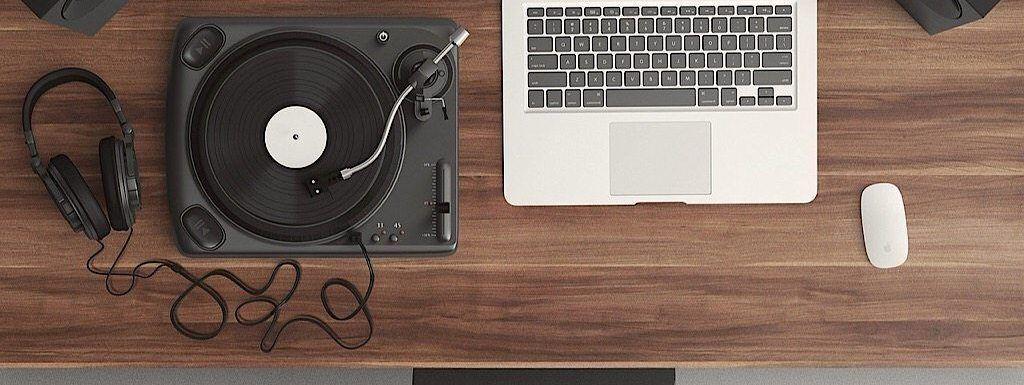 El uso de la música en un podcast