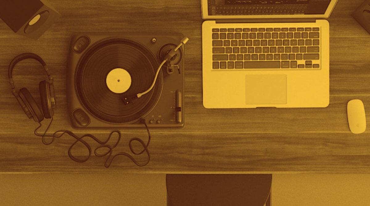El uso de la musica en el odcast