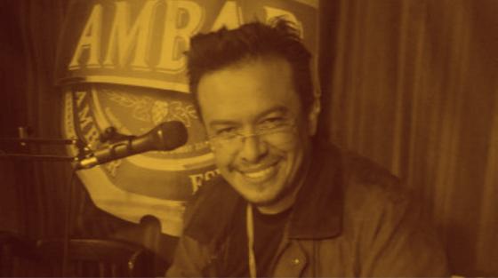 El podcasting en 2016 II sección -Joss Green