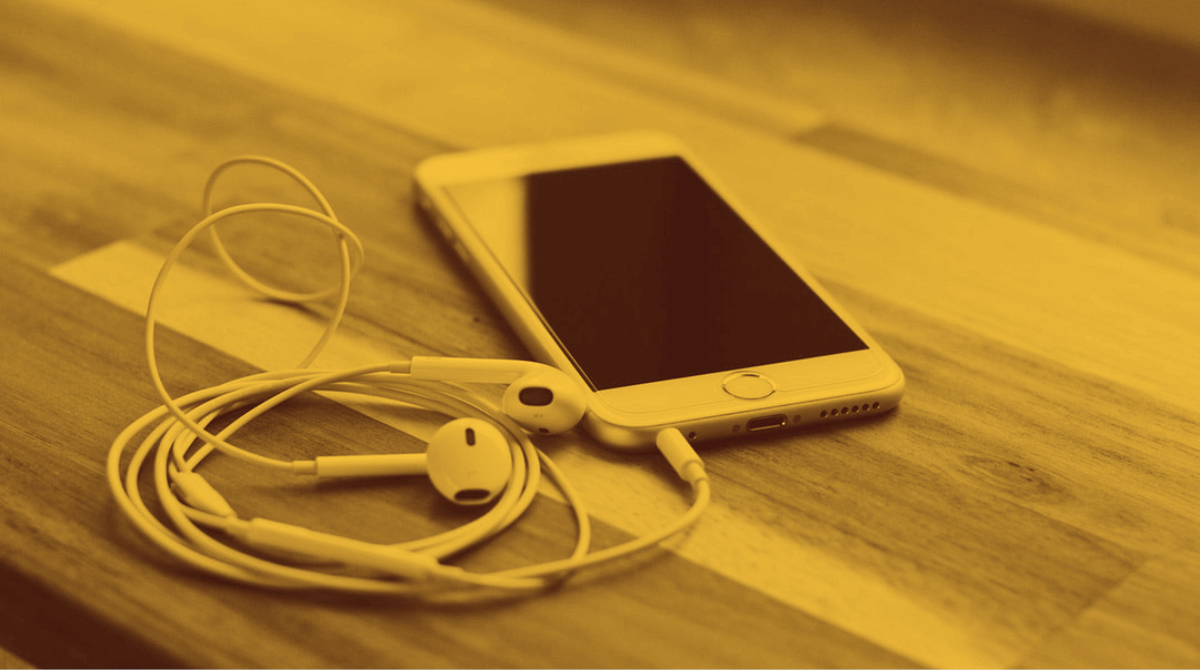 ¿Podcasts o audio bajo demanda?