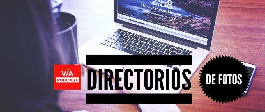 Directorios de fotos