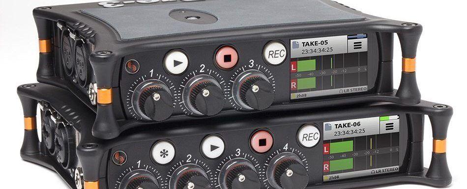 Nueva grabadora con interfaz de audio y streaming por USB