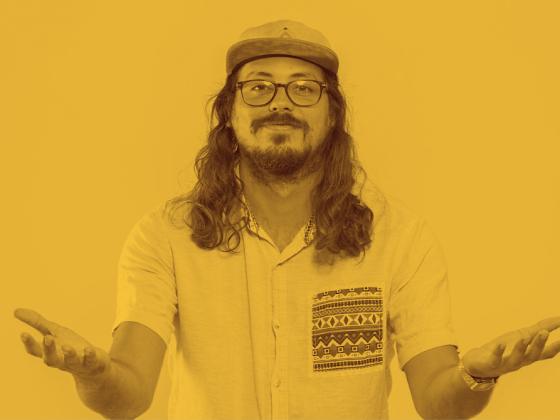 Chente Ydrach cuenta lo que ha aprendido produciendo un pódcast