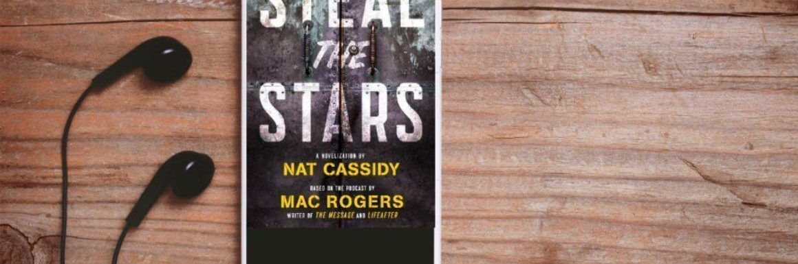 Los podcasts y los audiolibros se unen gracias a 'Steal The Stars'