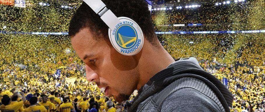 'The Warriors Sound', la alianza entre el baloncesto y la radio online