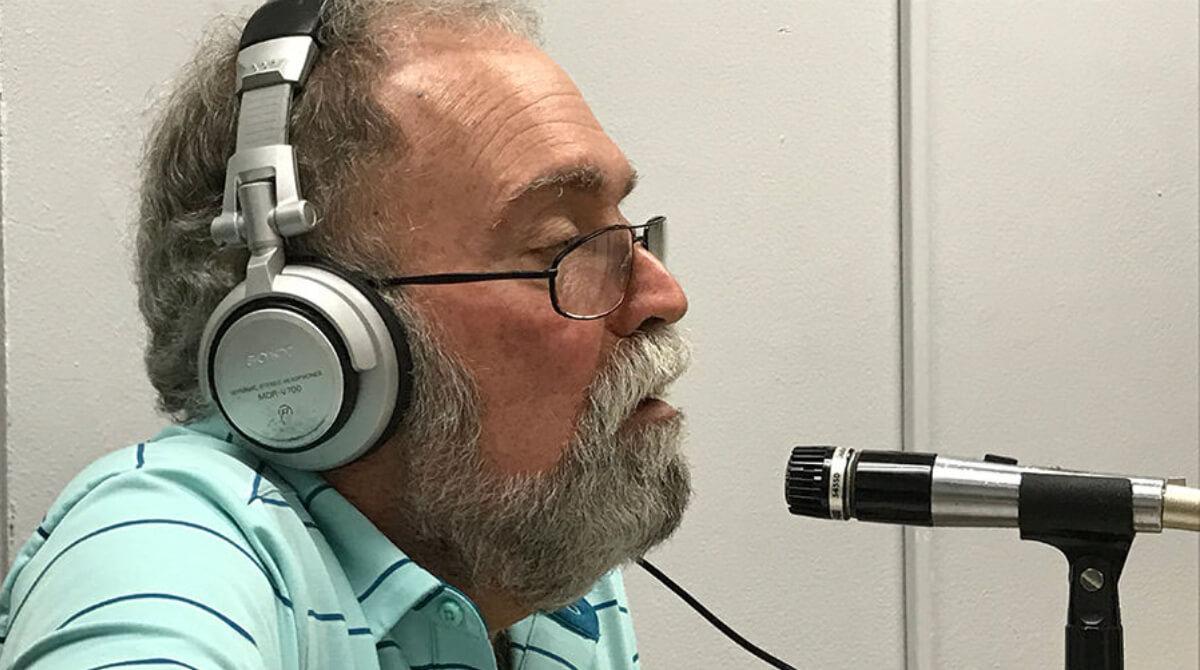 Orlando Mergal y el podcasting en Puerto Rico