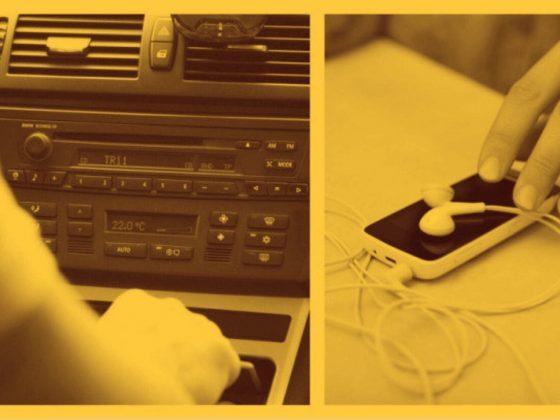 Por qué deje de escuchar radio, las 3 razones por las que me mudé a los podcasts
