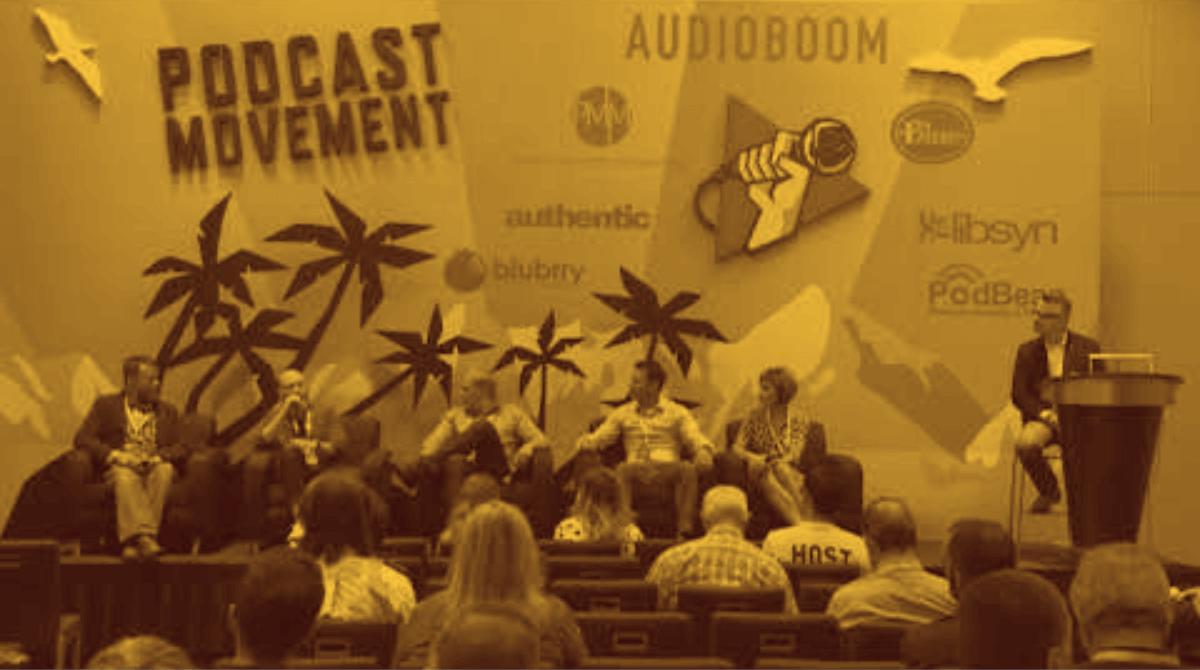 Lo que vimos y escuchamos en Podcast Movement 2017