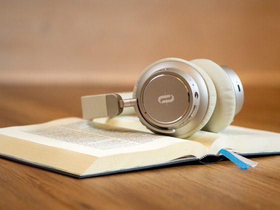 Audiolibros y podcasts