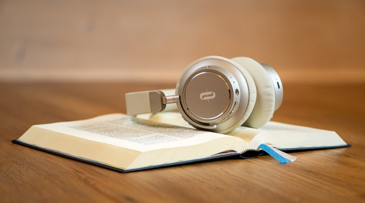 Audiolibros y podcasts