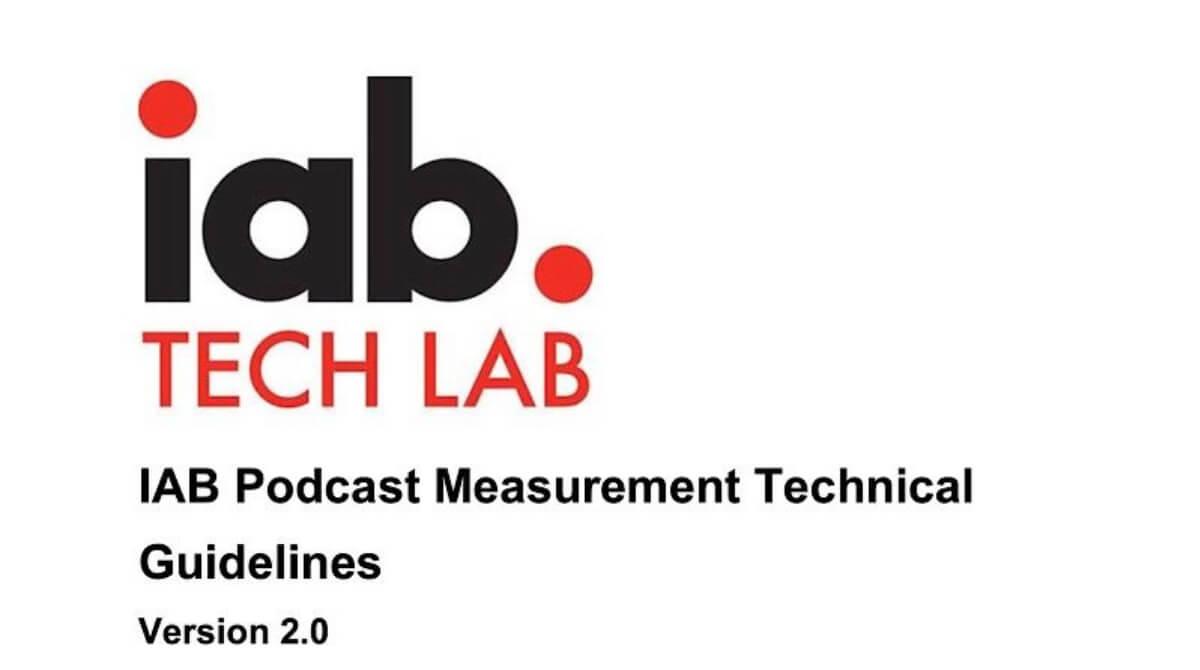 IAB métricas de Podcasts
