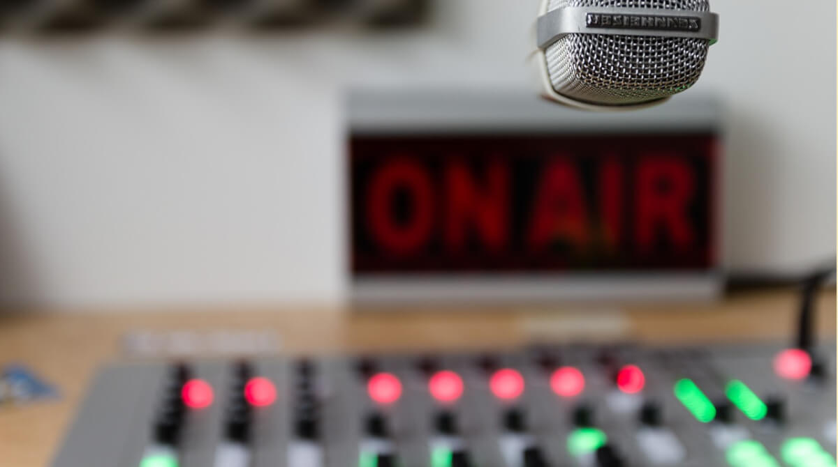 Las grabaciones en vivo arruinan la intimidad del podcasting