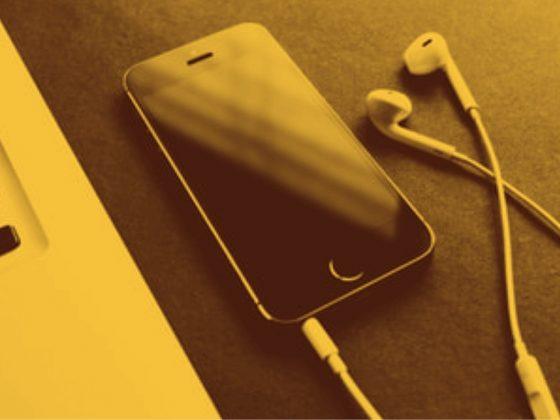 La web de un podcast y el reto de descubrirlo