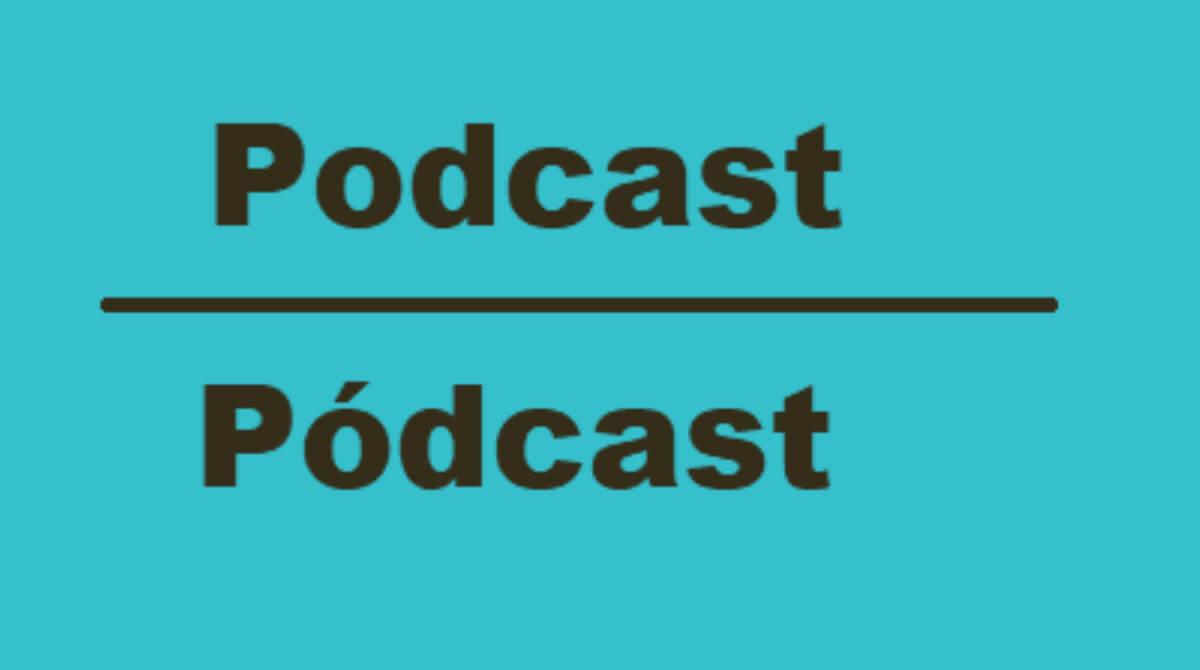 Recomiendan escribir la palabra podcast con tilde