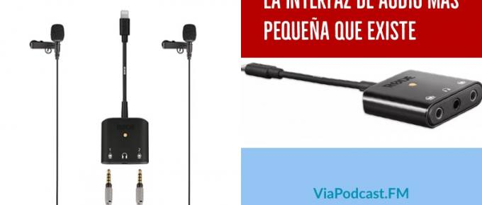 VP110 RØDE SC6-L ¿La interfaz de audio más pequeña que existe?
