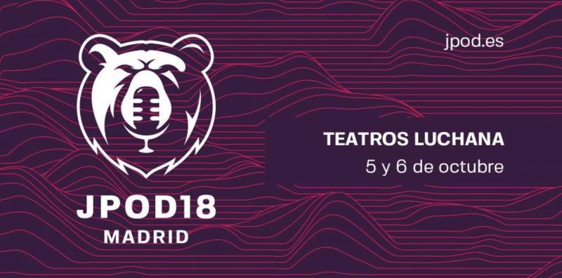 Citas de las JPod18 en Madrid