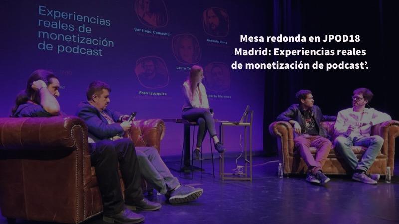 JPOD18 Madrid