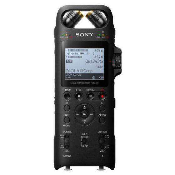 Nueva grabadora portátil PCM-D10 de Sony