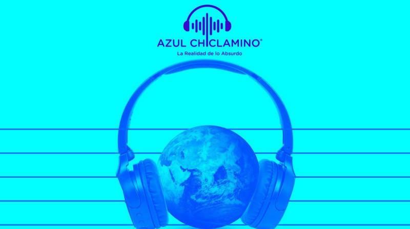 Azul Chiclamino