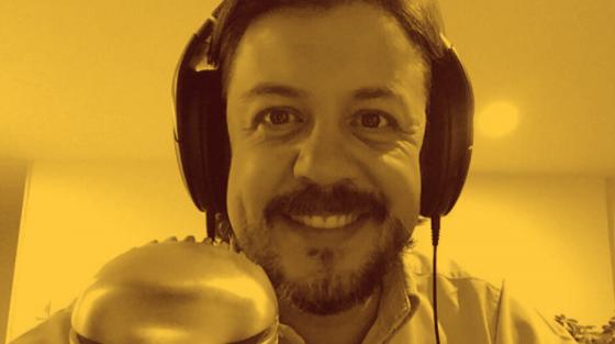 Contar historias en solitario con Rodrigo Llop