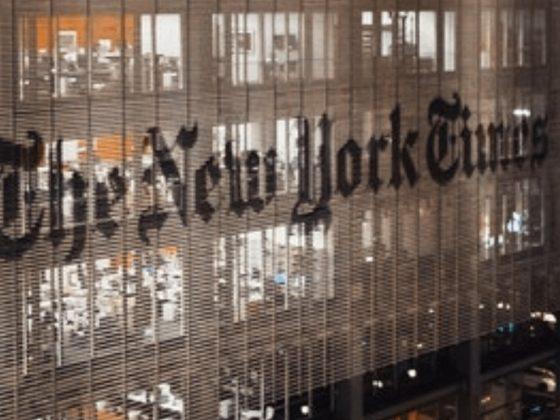The New York Times cada vez con más suscriptores