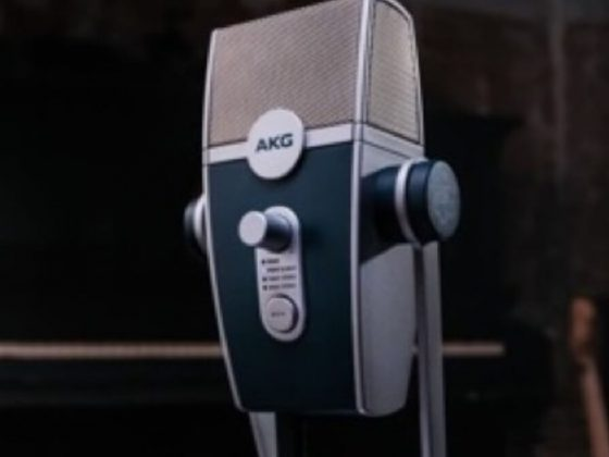 Un micrófono USB para grabar dos personas sin interfaz de audio