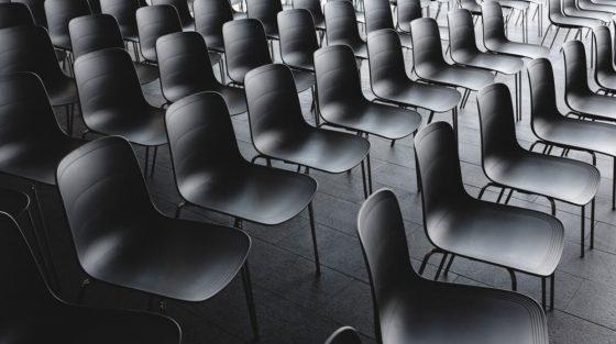 ¿Qué pasara con las conferencias, eventos y discursos públicos?