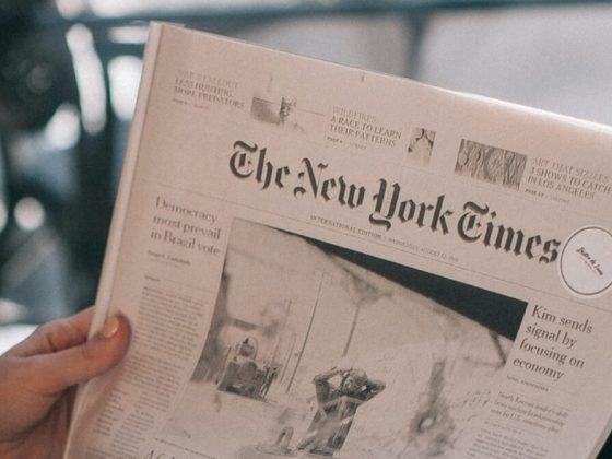 CEO del New York Times abierta a más adquisiciones de audio