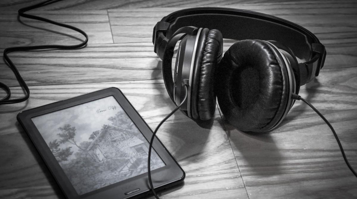Los ebooks, audiolibros y podcasts no se canibalizan, sino que se refuerzan