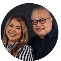 Aracely y Melvin Rivera