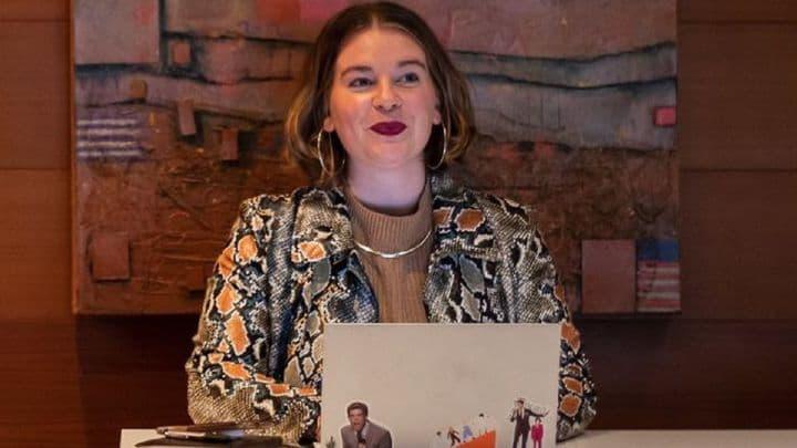 Tori Dunlap, estrella de TikTok logra más de un millón de descargas con su primer pódcast