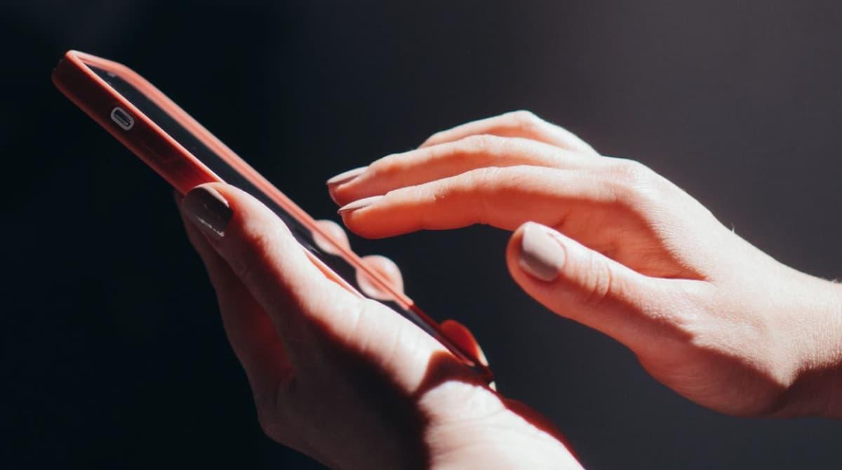 uso de dispositivos móviles está remplazando otros medios